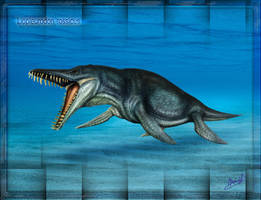 Liopleurodon rossicus by karkemish00