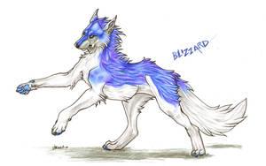 Blizzard by wang-POW