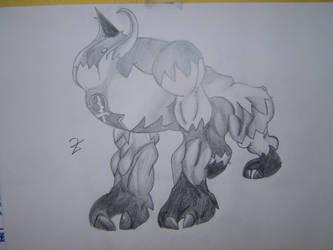 Behamoth by Xidenz