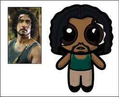 Lost Puff Sayid by Dragavan