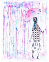 Rainbow Rain by Kettlehead