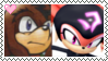 Stamp: RemmingtonXShade by P0k3ys-Stamps
