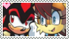 Stamp: ShadowXSally by P0k3ys-Stamps