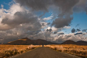 Road to Connemara by KervanoK