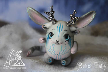 Reksi Tally. Bjd doll by AnikoRi