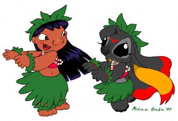 Na Mea Hula by MiriamTheBat