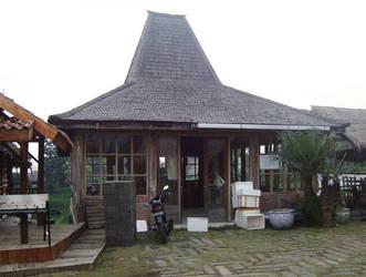 joglo house by ciuyanto