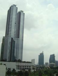 Building in Mega Kuningan by ciuyanto