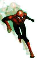spidermhan by Wingthe3rd