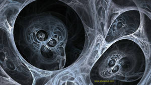 skulls by shineout-fractals