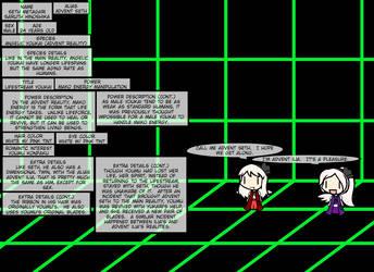 Touhou OC Bio: Seth And Ilia, Lifestream Youkai by Semi-SuperSonic