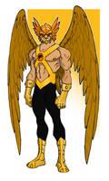 Hawkman by thejason10
