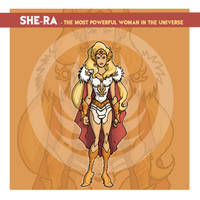 She-Ra - 2013 by thejason10