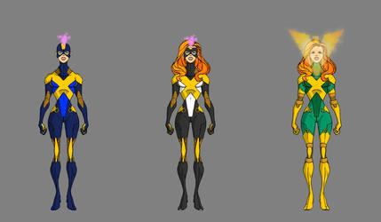 X-Men: Evolution: Phoenix by thejason10