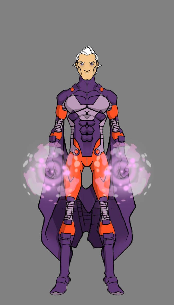Magneto by thejason10