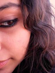 Smirk. by celeste-blacke