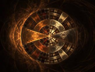 My Cracked Compass. by celeste-blacke