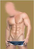 Nude Model by fangdarien
