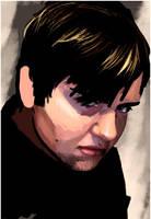 Self Portrait by fangdarien