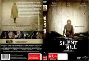 Silent Hill DVD Cover by fangdarien