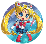 Sailor Moon 2013! by Hadibou