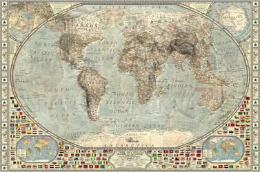 The World - Ice Age by JaySimons