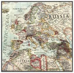 Future European Geopolitical Evolution by JaySimons