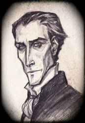 The man beneath the monster by Muirin007