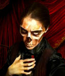 Erik makeup test by Muirin007