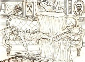 Sleeping Beauty by Muirin007
