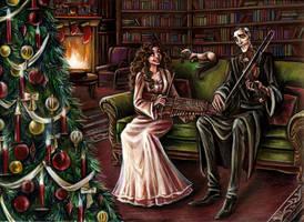 Christmas Duet by Muirin007