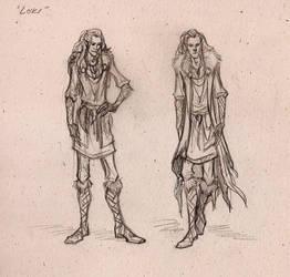 Myth Loki Design by Muirin007