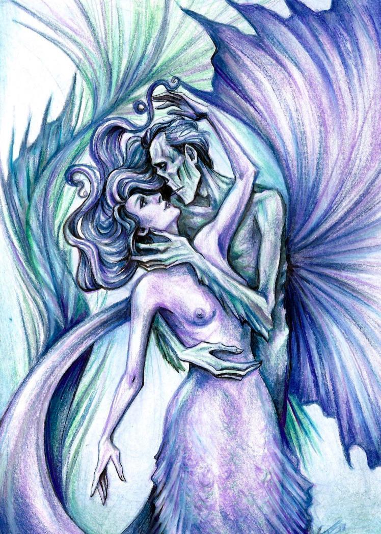 Phantom Mermaids by Muirin007
