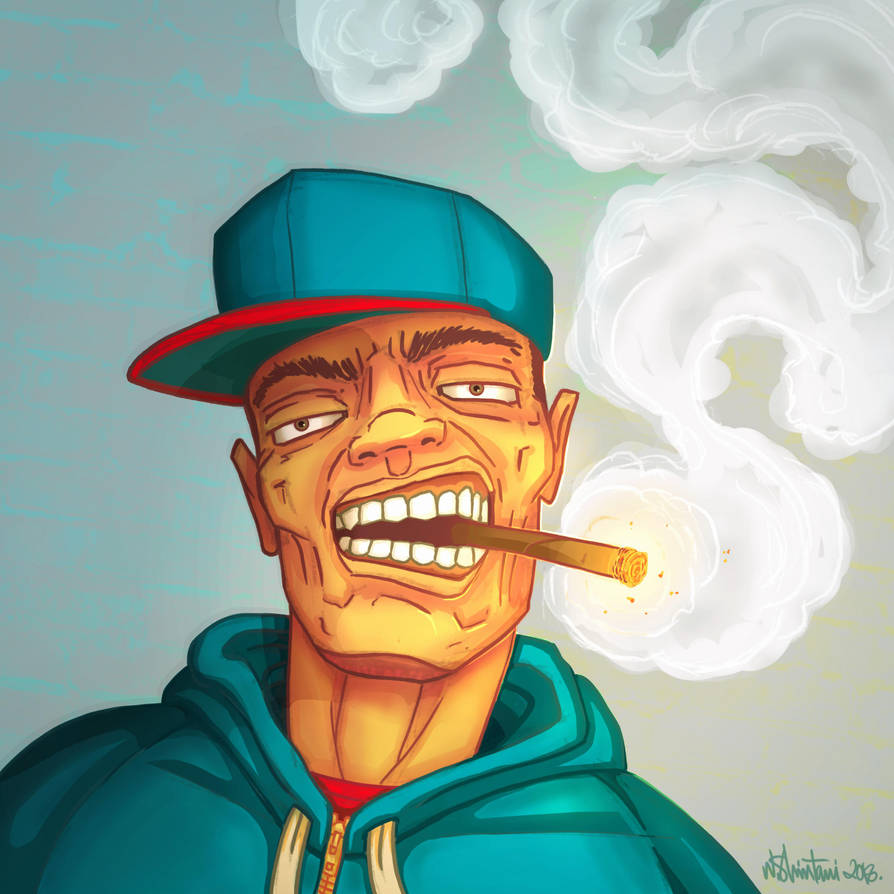 Smoking by shintani