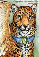 Royal Leopard by vantid