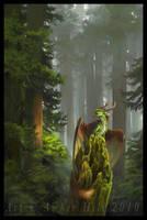 Archaic Eden by vantid