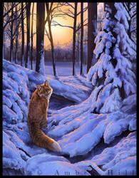 Fox Glow by vantid