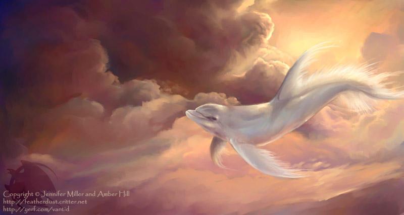 Dream of Flying by vantid