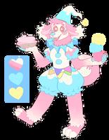 CIRCUS BOI!!! by cute-machine