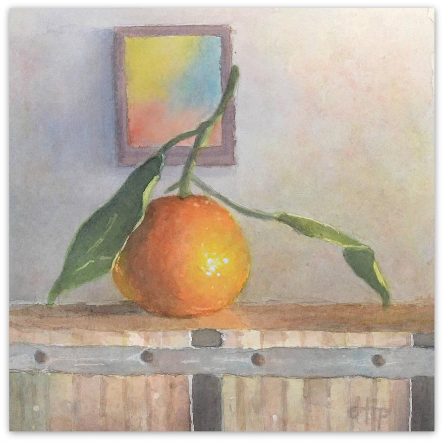 Stillife without title  33 X 33 cm by Oblomov-Ilya1956