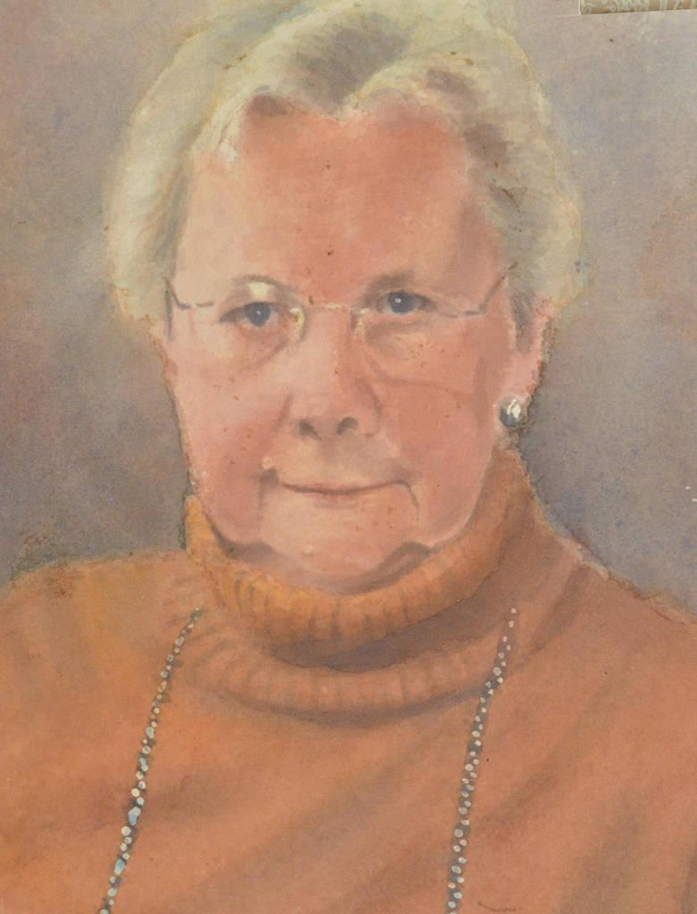 my mother 1930 by Oblomov-Ilya1956