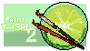 Paint TOOL SAI F2U stamp by lavellyn