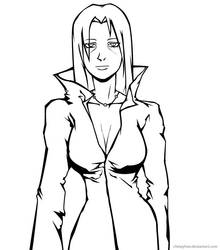 Female Itachi by chewytree