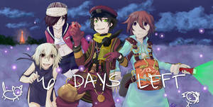 FRAGILE COUNTDOWN - 6 DAYS by Tamaya-Kagiya