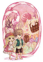 Hansel and Gretel by Limis