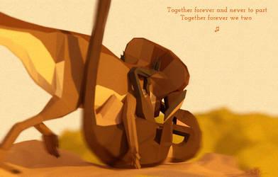Together Forever by ChrisMasna