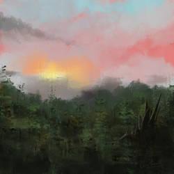 Dinovember 2018 - 01 by ChrisMasna