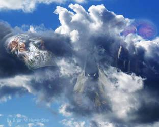 wild sky by LumenArtist