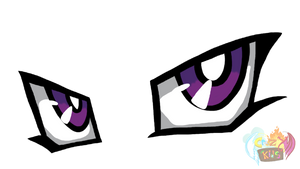 Yugioh eyes by RoxasPikachu