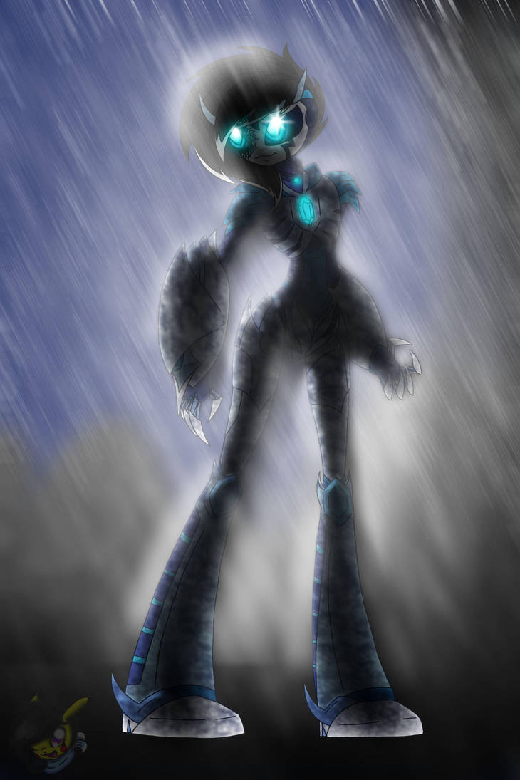 RainZain_ Our Demons - the glitch mob by RoxasPikachu